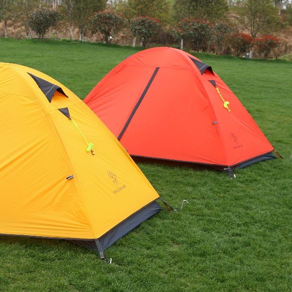 Camping pitches for 1-2 person